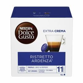 Kohvikapslid Nescafe Coffee Dolce Gusto Ristretto Ardenza, 112 g., 16 tk.