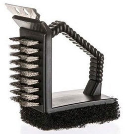 Verners Barbeque Brush 3in1