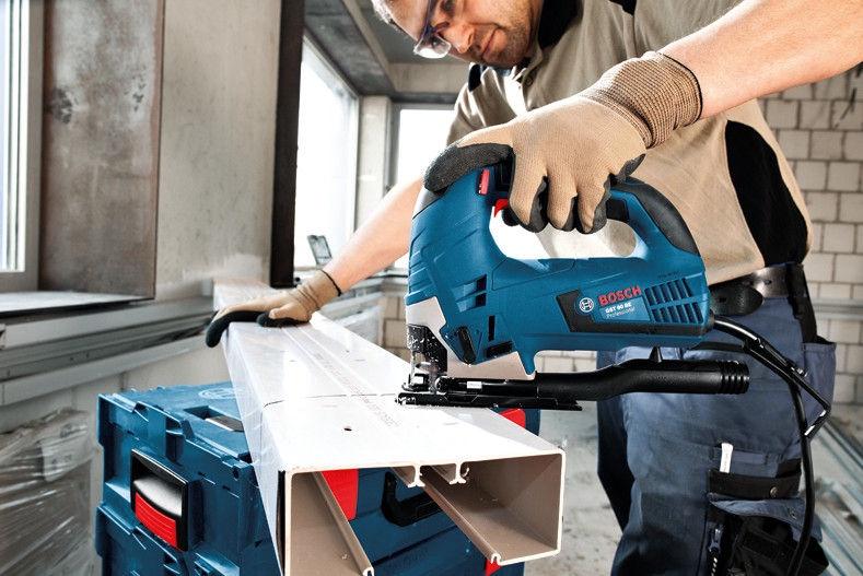 Bosch GST 90 BE Jigsaw Set