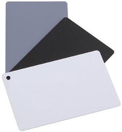 Fotocom White Balance Card Set 3pcs