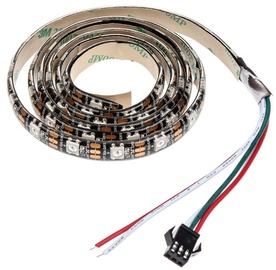 Lamptron FlexLight Multi Programmable RGB LEDs 1m + IR Remote