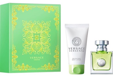 Versace Versense 30ml EDT + 50ml Body Lotion