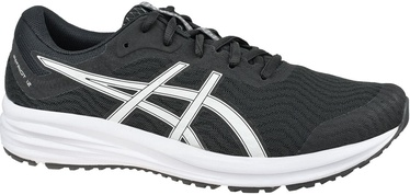 Asics Patriot 12 Shoes 1011A823-001 Black/White 42.5