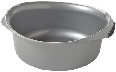 Curver Bowl Urban With Handles Round 9L Silver