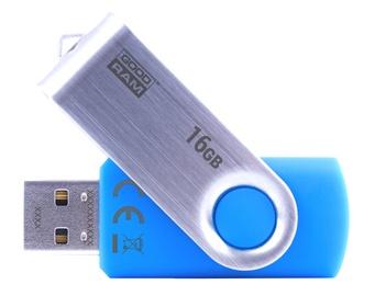 Goodram Twister 16GB UTS2 USB2.0 Blue