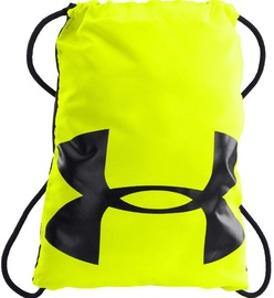 Under Armour Sackpack 1240539-732 Black/Yellow