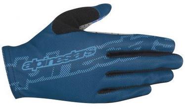 Alpinestars Stella F-Lite Gloves Blue L