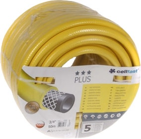 Cell-Fast Water Hose Yellow 50m