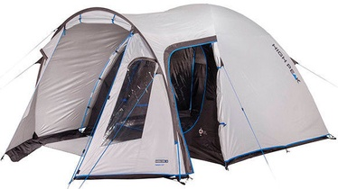 4-местная палатка High Peak Tessin 4 10224, серый