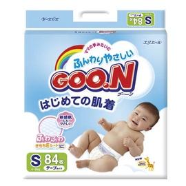 Goo.N Unisex Diapers S 84