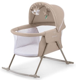 Кровать для путешествий Kinderkraft Lovi Beige