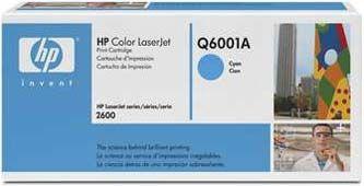 HP LaserJet Q6001A CYAN
