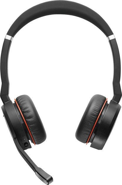 Jabra Evolve 75 + Charging Stand Link 370 MS