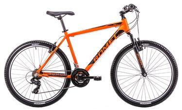"""Jalgratas Romet Rambler R6.0 14"""" 26"""" Orange Black 19"""