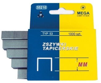 Mega Staples T53 8mm