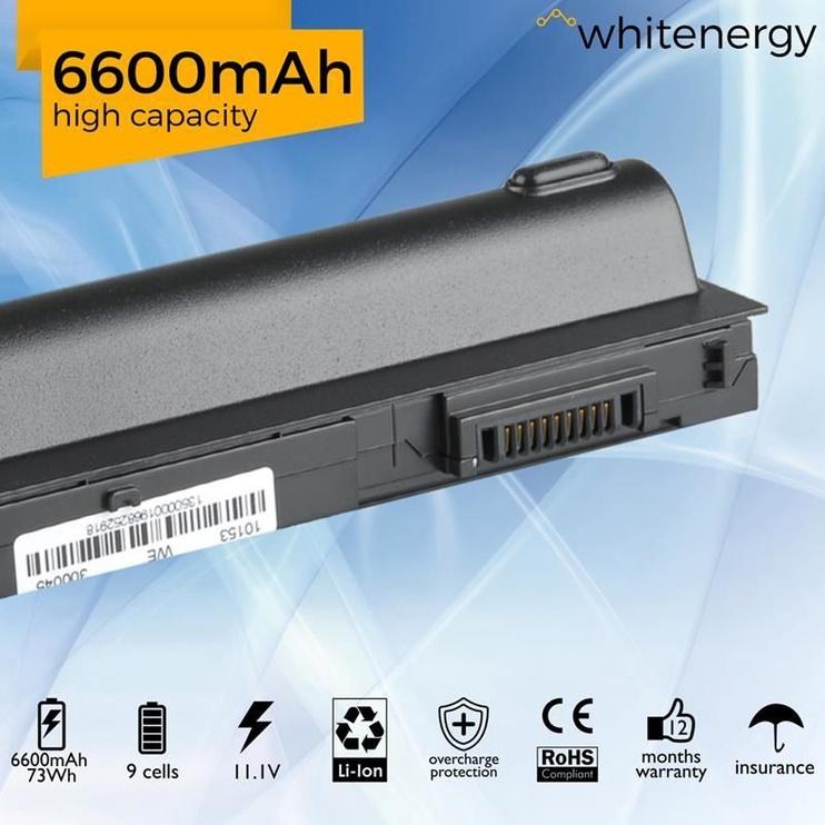 Whitenergy High Capacity Battery for Dell Latitude E6420 6600mAh