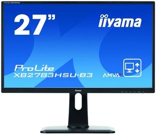 Монитор Iiyama XB2783HSU-B3, 27″, 4 ms