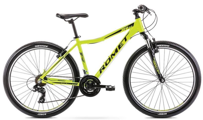 """Jalgratas Romet Rambler R6.0 JR Green, 19"""", 26"""""""