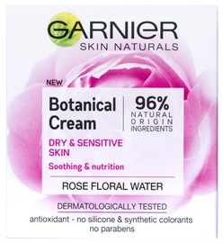Garnier Skin Naturals Moisturizing Rose Cream 50ml