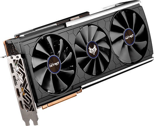Sapphire Nitro+ RX 5700 XT 8GB GDDR6 PCIE 11293-03-40G