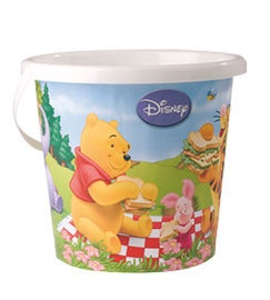 Smoby Disney Winnie The Pooh And Friends Big Bucket