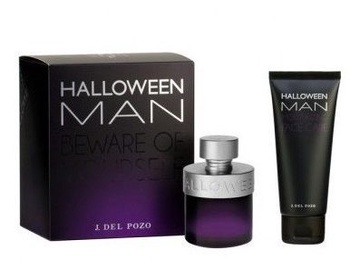 Набор для мужчин Jesus Del Pozo Halloween Man 125 ml EDT + Deodorant Spray 150 ml
