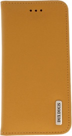 Dux Ducis Wish Magnet LeatherCase For Samsung G970 Galaxy S10e Brown