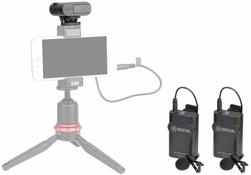 Boya Wireless Microphone System BY-WM4 Pro-K2