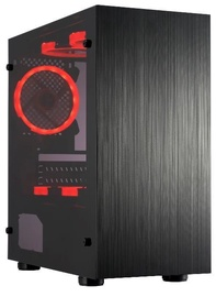 Golden Tiger Raptor F-22 mATX Mid-Tower 450W Black