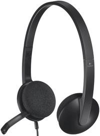 Kõrvaklapid Logitech H340 Black