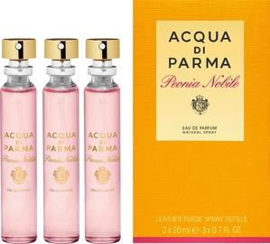 Parfüümvesi Acqua Di Parma Peonia Nobile Refill 3x20ml