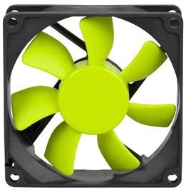 Coolink Fan SWiF2 80mm Super Silent 801 Black/Green