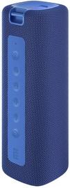 Juhtmevaba kõlar Xiaomi Mi Portable Bluetooth Speaker 16W Blue, sinine, 16 W
