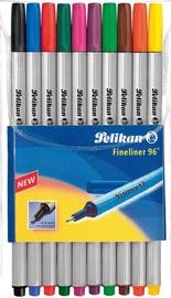 Pelikan Fineliner 96 10 Colours