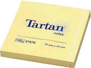 3M Tartan T7676 Sticky Notes