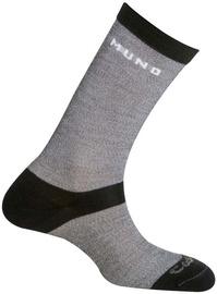 Mund Socks Sahara Grey 34-37