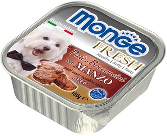 Monge Fresh Chunkies With Beef 100g