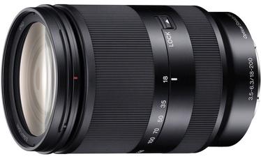 Sony E 18-200/3.5-6.3 OSS Black