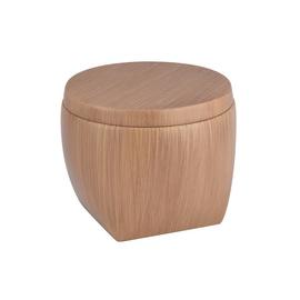 SN Cotton Pad Box BPO-0305E Light Brown