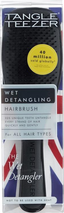 Tangle Teezer The Wet Detangler Brush Midnight Black