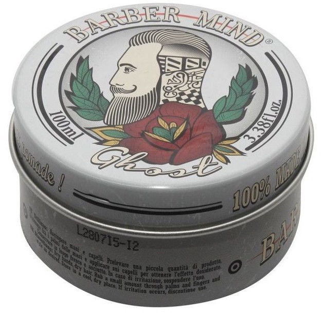 Barber Mind Ghost Hair Pomade 100ml