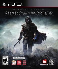 Middle-Earth Shadow Of Mordor Dark Ranger PS3