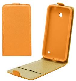 Telone Shine Pocket Slim Flip Case Samsung N920 Galaxy Note 5 Orange
