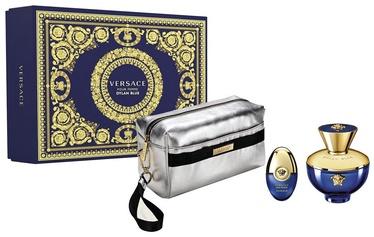 Komplekt naistele Versace Dylan Blue Femme 3pcs Set 110 ml EDP