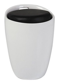 Signal Meble Jim Bar Stool Black/White