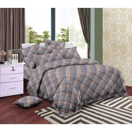 Комплект постельного белья Okko WY06, 200x220 cm/50x70 cm