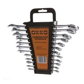 Lehtsilmusvõtmete komplekt Okko, 6–22 mm