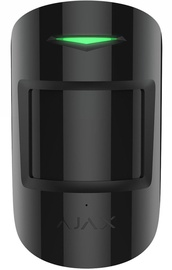 Ajax CombiProtect Motion Detector Black