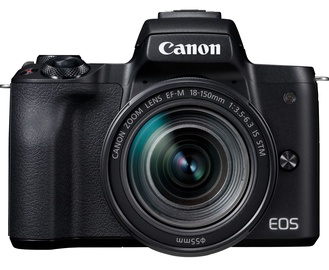 Canon EOS M50 EF-M 18-150mm IS STM
