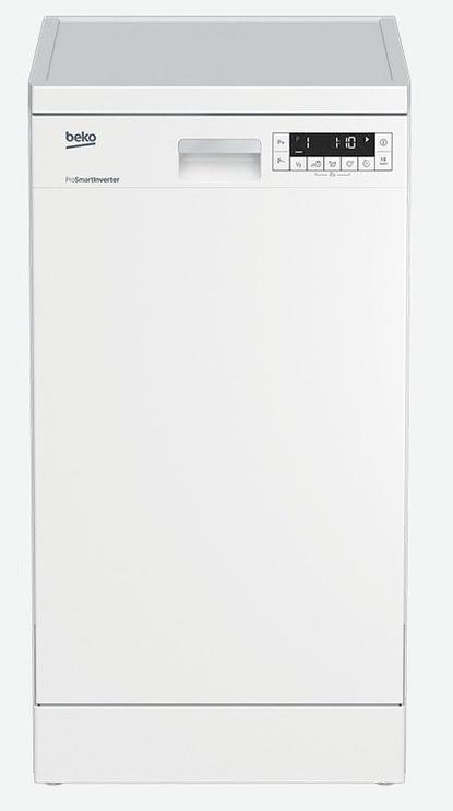 Nõudepesumasin Beko DFS26024W White